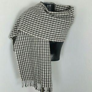 J.Crew women wool blend long scarf